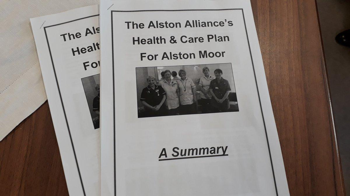 Alston Plans