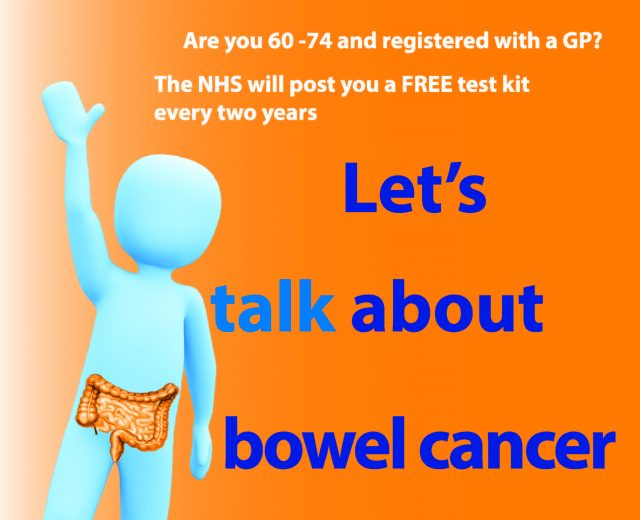 'The Game of Long Life' - new campaign launched to increase bowel cancer screening uptake
