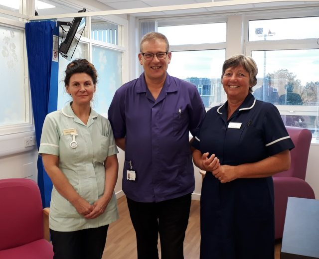 New west Cumbria Chemotherapy suite to provide more treatment closer to home