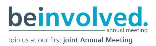 Join us at our first joint Annual Meeting- Your invite to 'be involved' in the future of health care provision