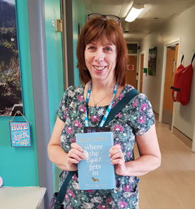 Palliative Care Specialist Nurse has a book dedicated to her