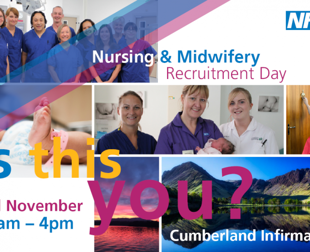 Calling all nurses and midwives