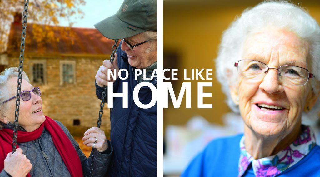 No place like home 6