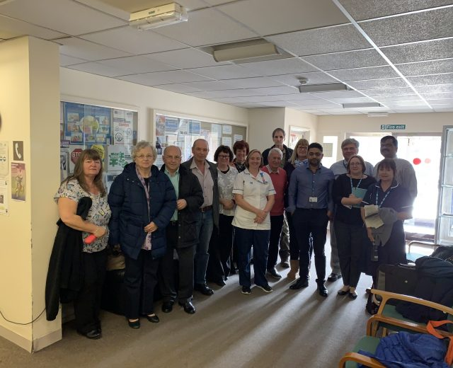 Support group set up for Pancreatitis