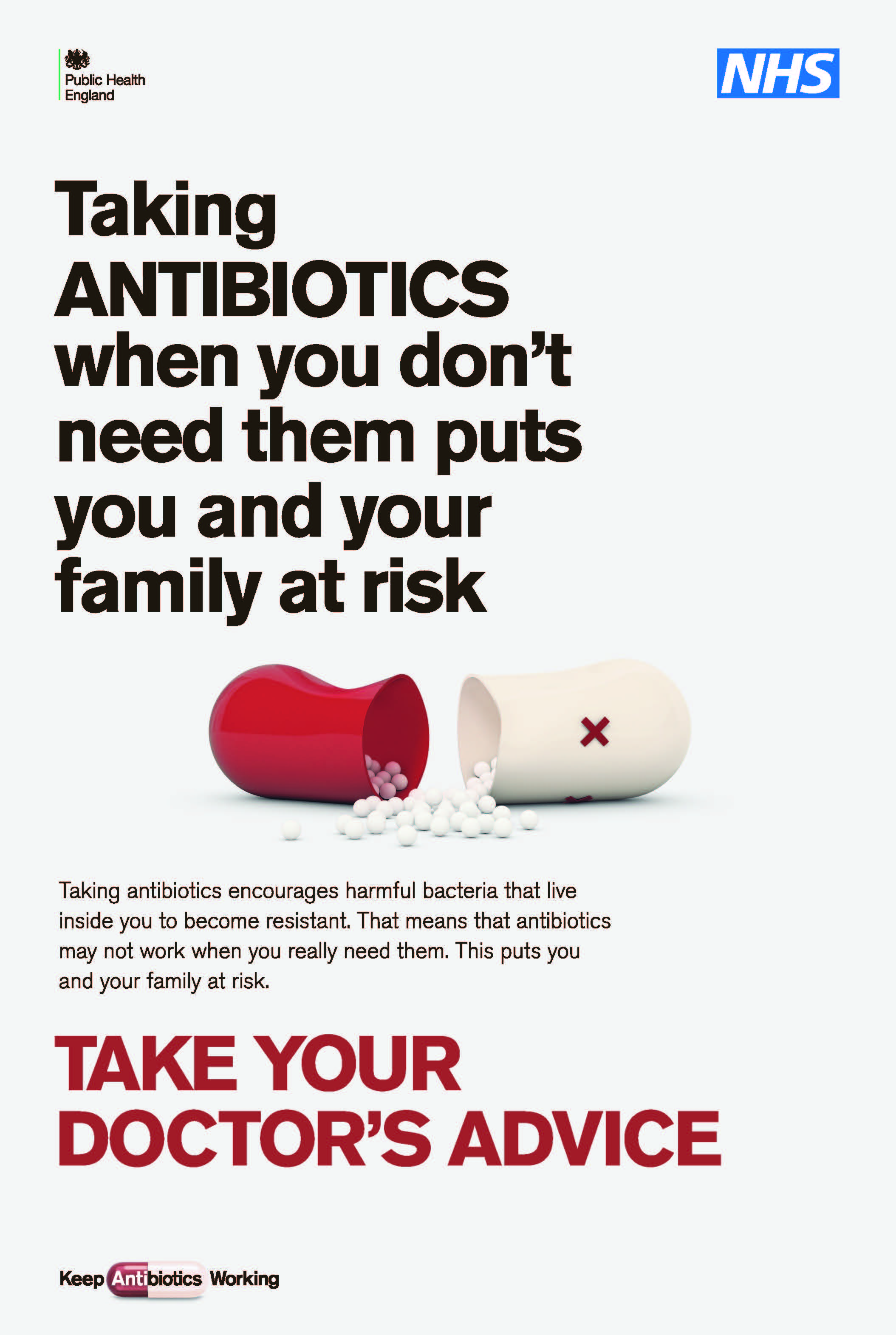 Cumbrian clinicians appeal for support to help preserve our antibiotics