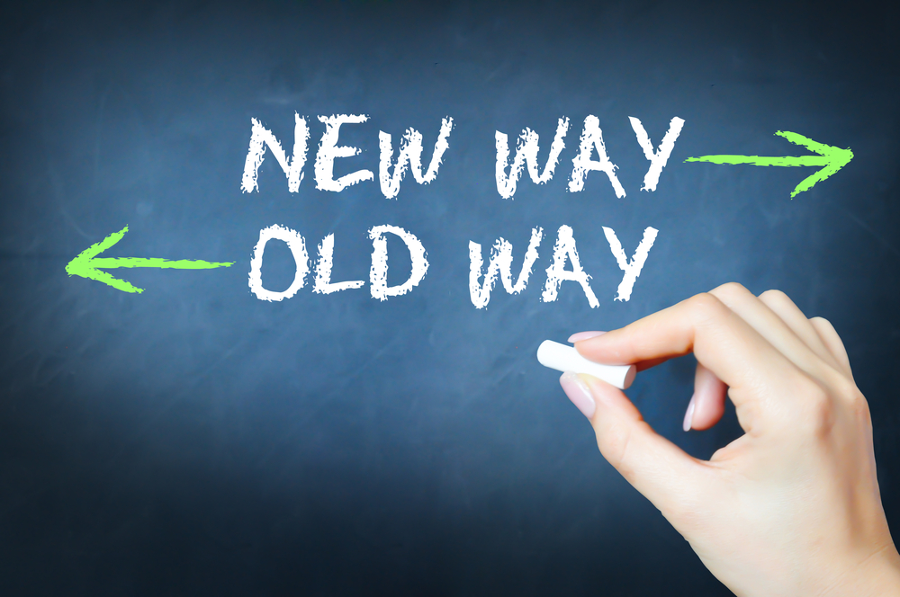 Managing change 1