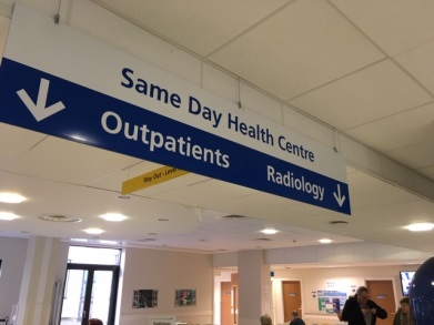 Same Day Health Centre at West Cumberland Hospital up and running 1