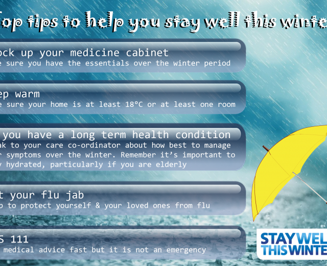 Still not too late to get your flu jab