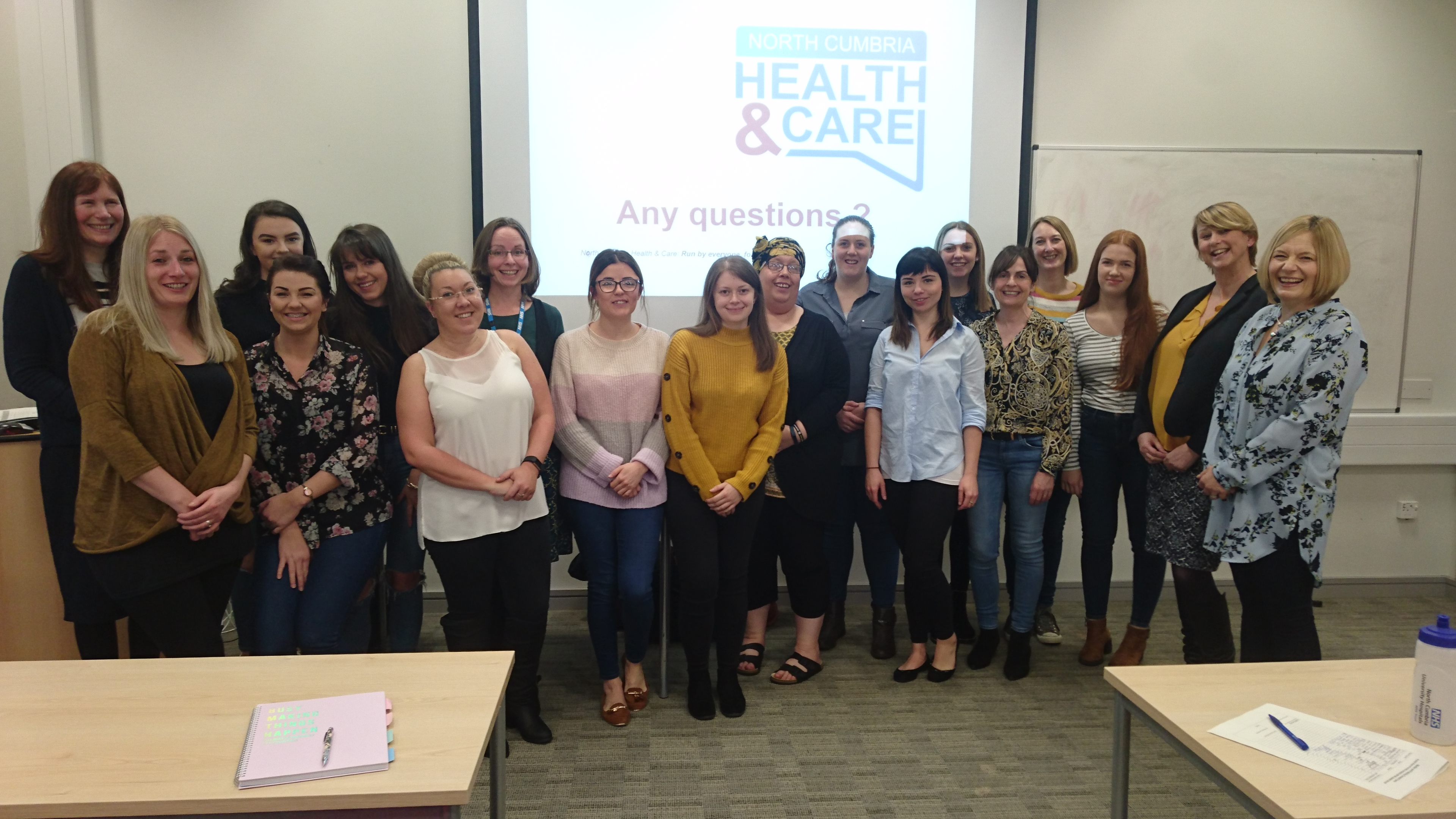 More NHS staff learning and earning in apprenticeships