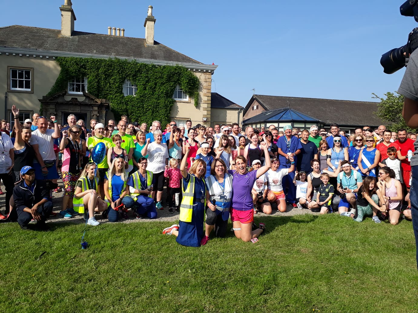 NHS parkrun being held on Saturday 1 June
