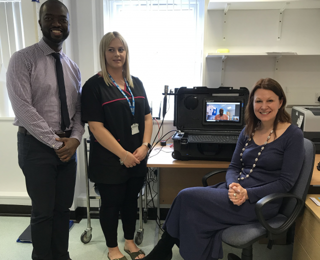 Surgery in Workington looks into appointments via technology