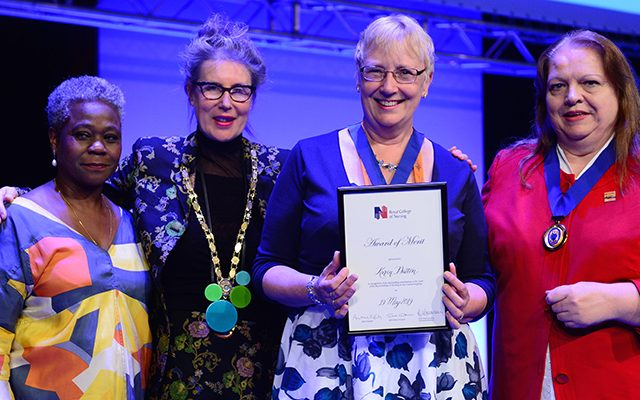 Top RCN award for Cumbrian nurse
