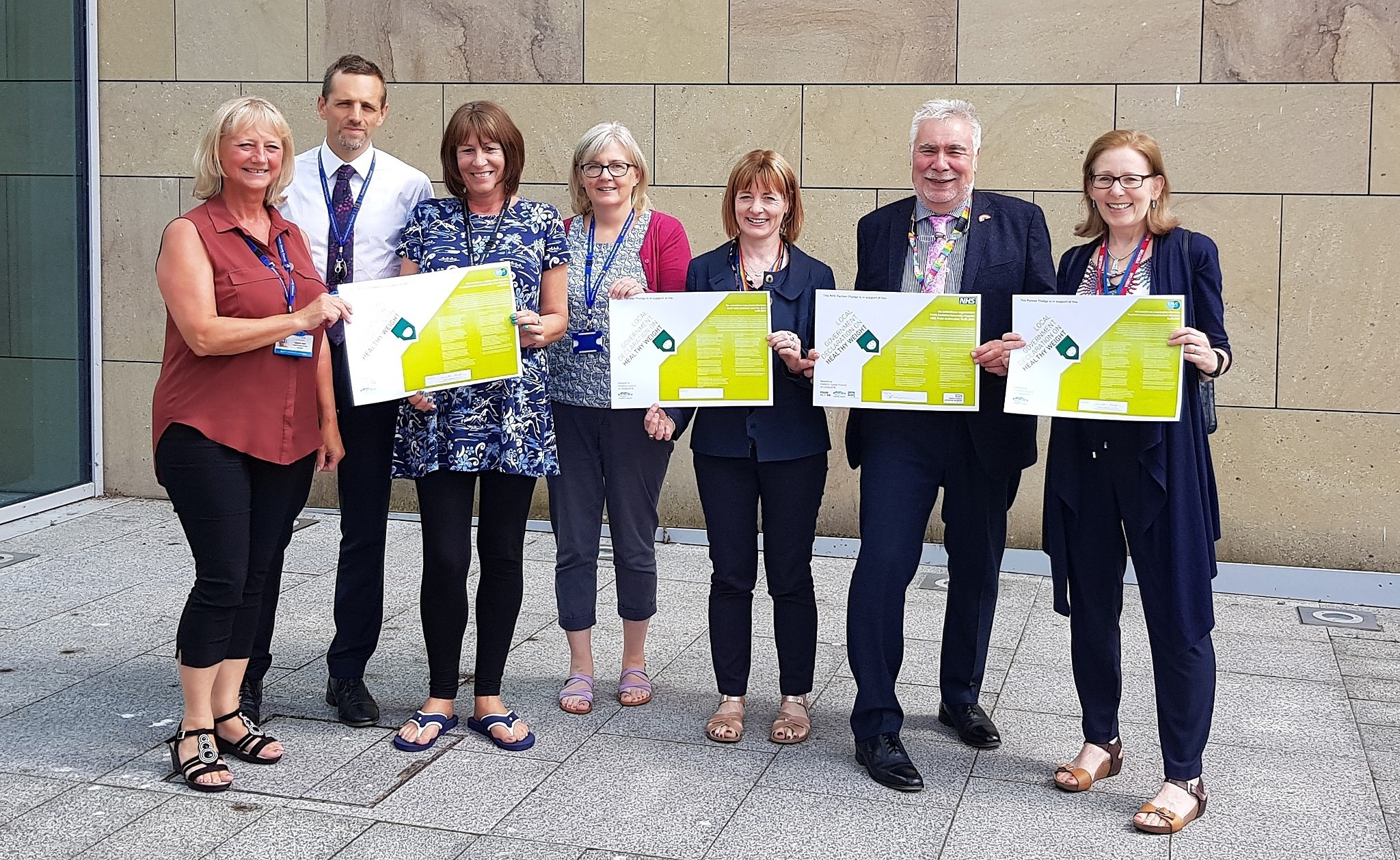 More organisations sign up to Healthy Weight Declaration