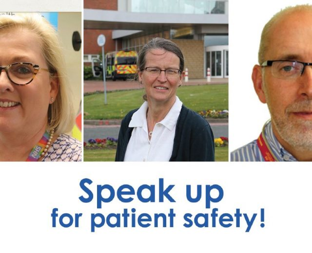 The NHS in north Cumbria supports World Patient Safety Day