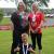 Transplant hero wins double gold