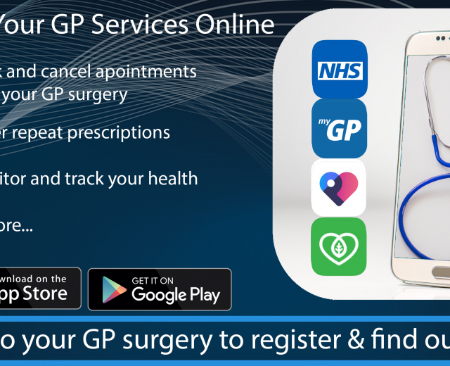 GP Online Services offer patients more choice, support and control