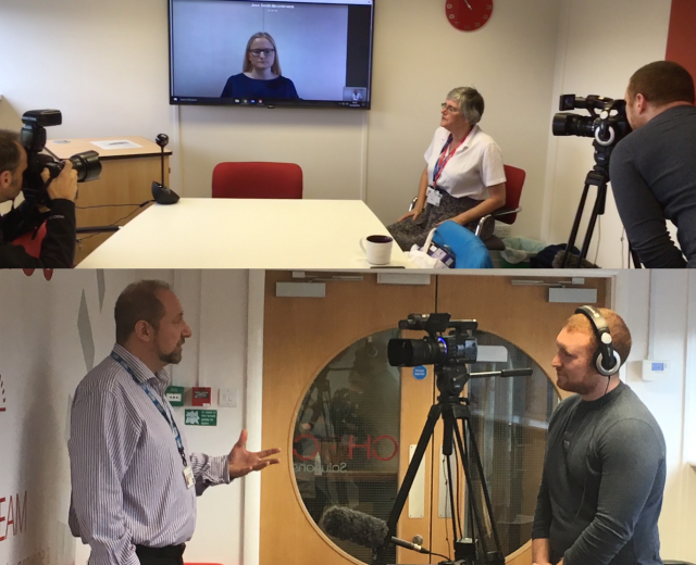 Video Consultations offer more choice and flexibility to patients in Cumbria