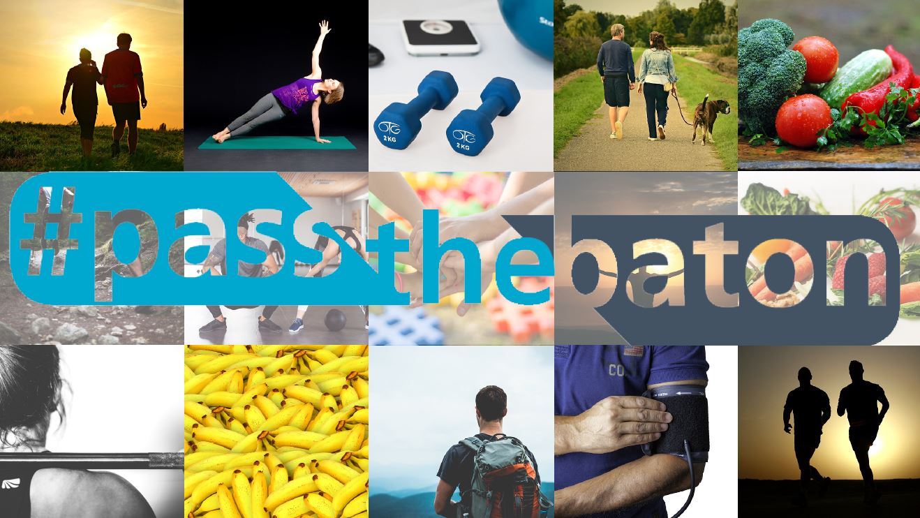 #PassTheBaton campaign launches!